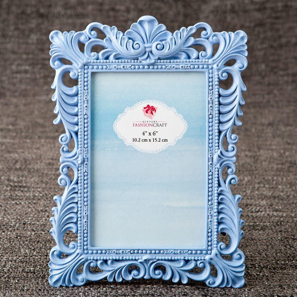 serenity baroque 4x6 photo frame | mariage flora<3jéjé | pinterest