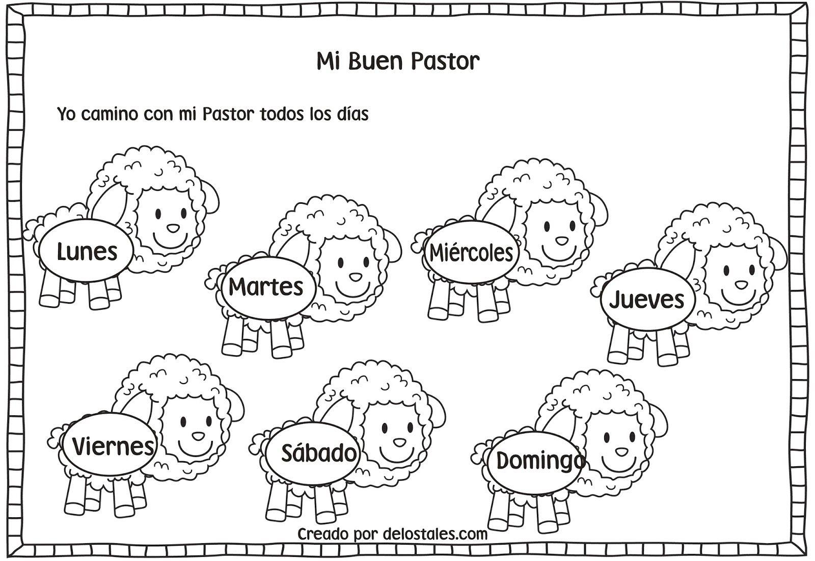 Recursos Cristianos Ninos Escuela Dominical Lecciones