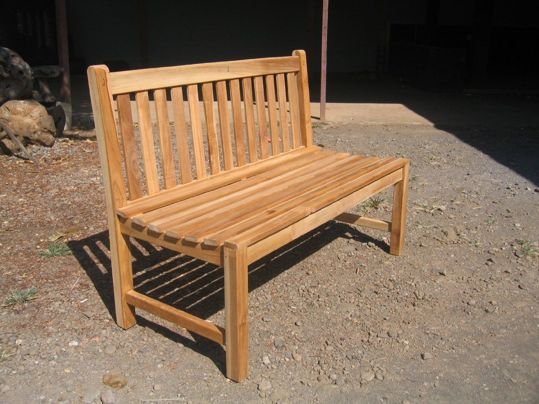 Amazon De Sam Teak Holz 3 Sitzer Gartenbank Sitzbank 150 Cm Kingsbury Outdoor Furniture Black Modern Furniture Rustic Furniture