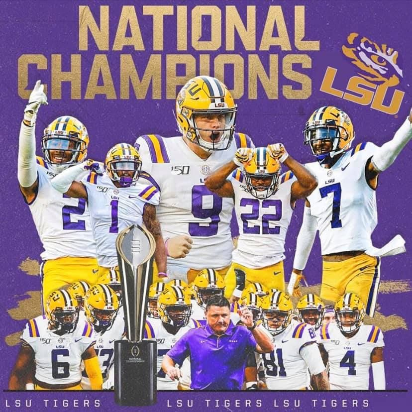 Pin By A R On Geaux Tigers In 2020 Lsu Tigers Football Lsu Football Geaux Tigers