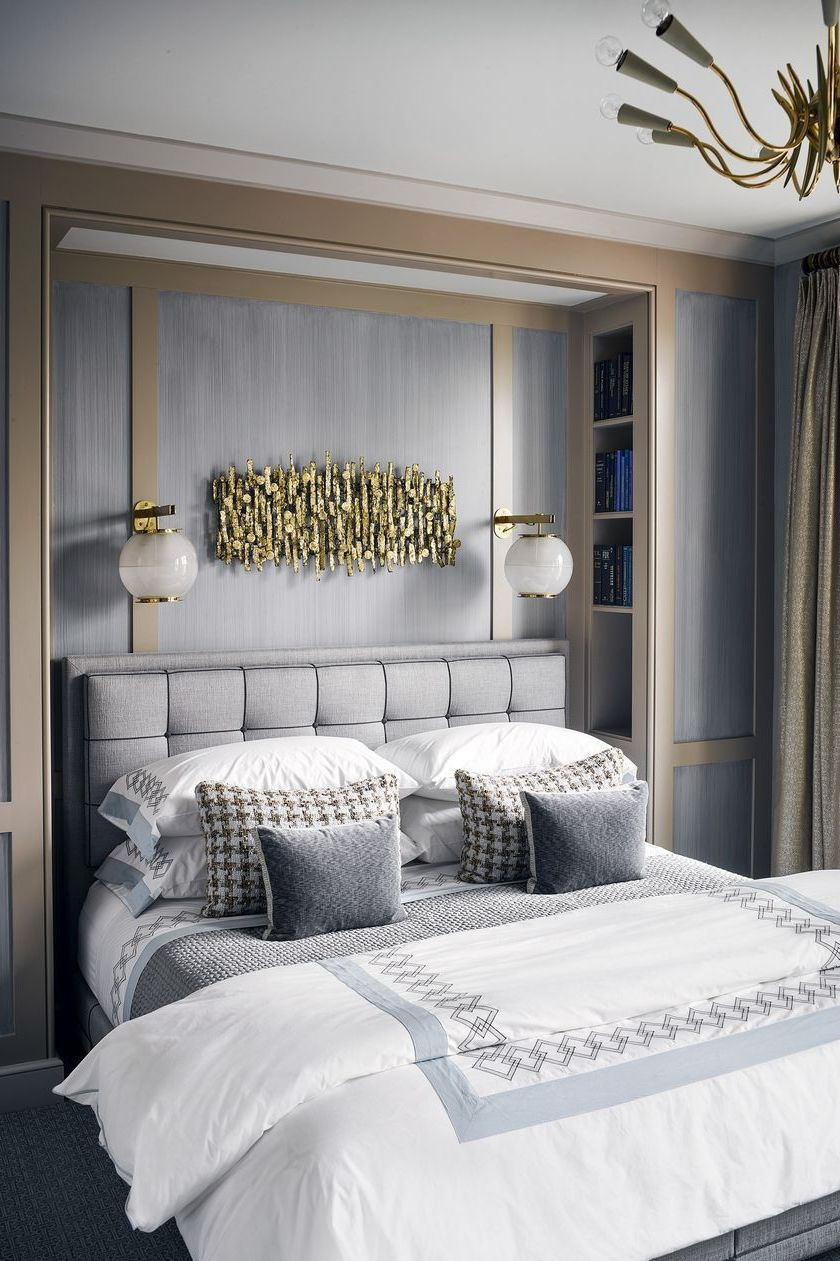 These Bedrooms Prove How Powerful Art Deco Decor Can Be Dekor