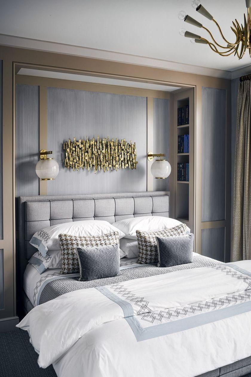 8 Art Deco Bedroom Ideas - Bold Art Deco Decor For Your Room
