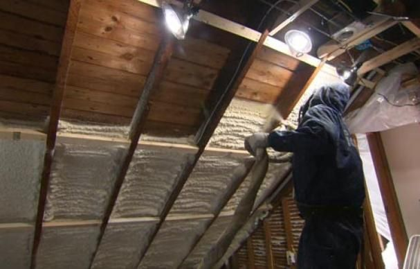 This Old House General Contractor Tom Silva Shows How To Super Insulate An  Attic