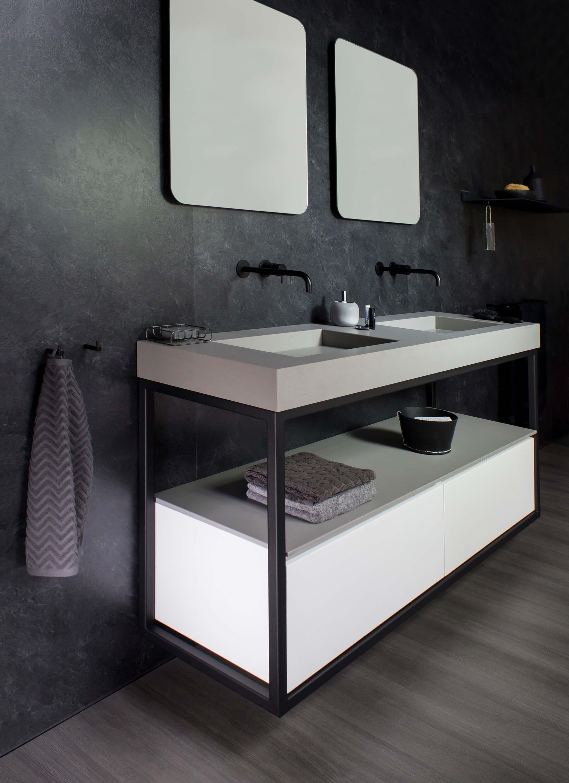 34 Classy Bathroom Inspiratie Zwart You Re Sure To Love Badkamer Badkamer Wasbak Wasbakken