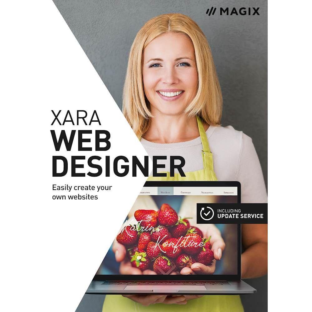 Magix Xara Web Designer Windows Digital In 2020 Web Design Window Design Cool Things To Buy