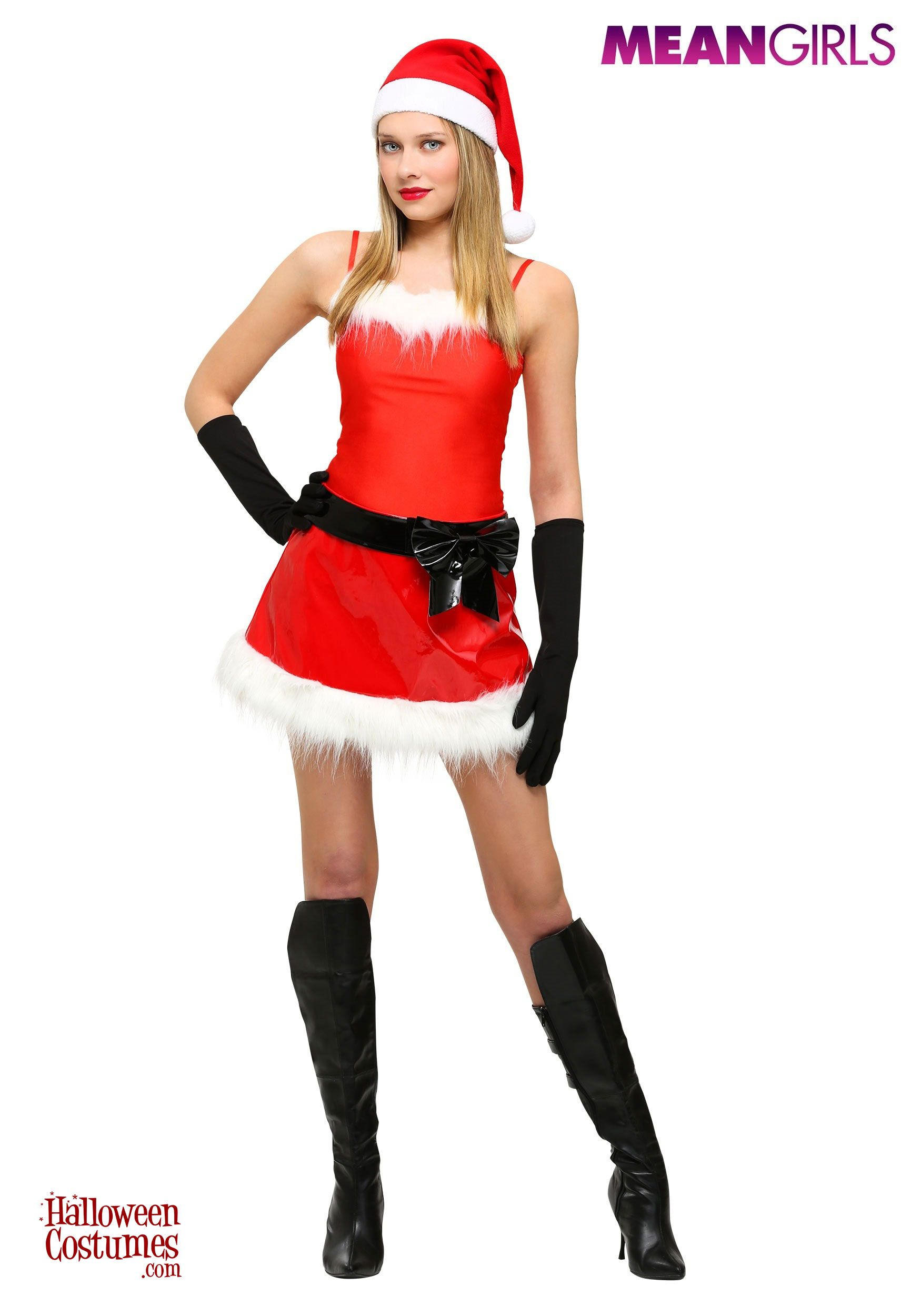 Mean Girls Christmas Costume Mean girls costume, Mean