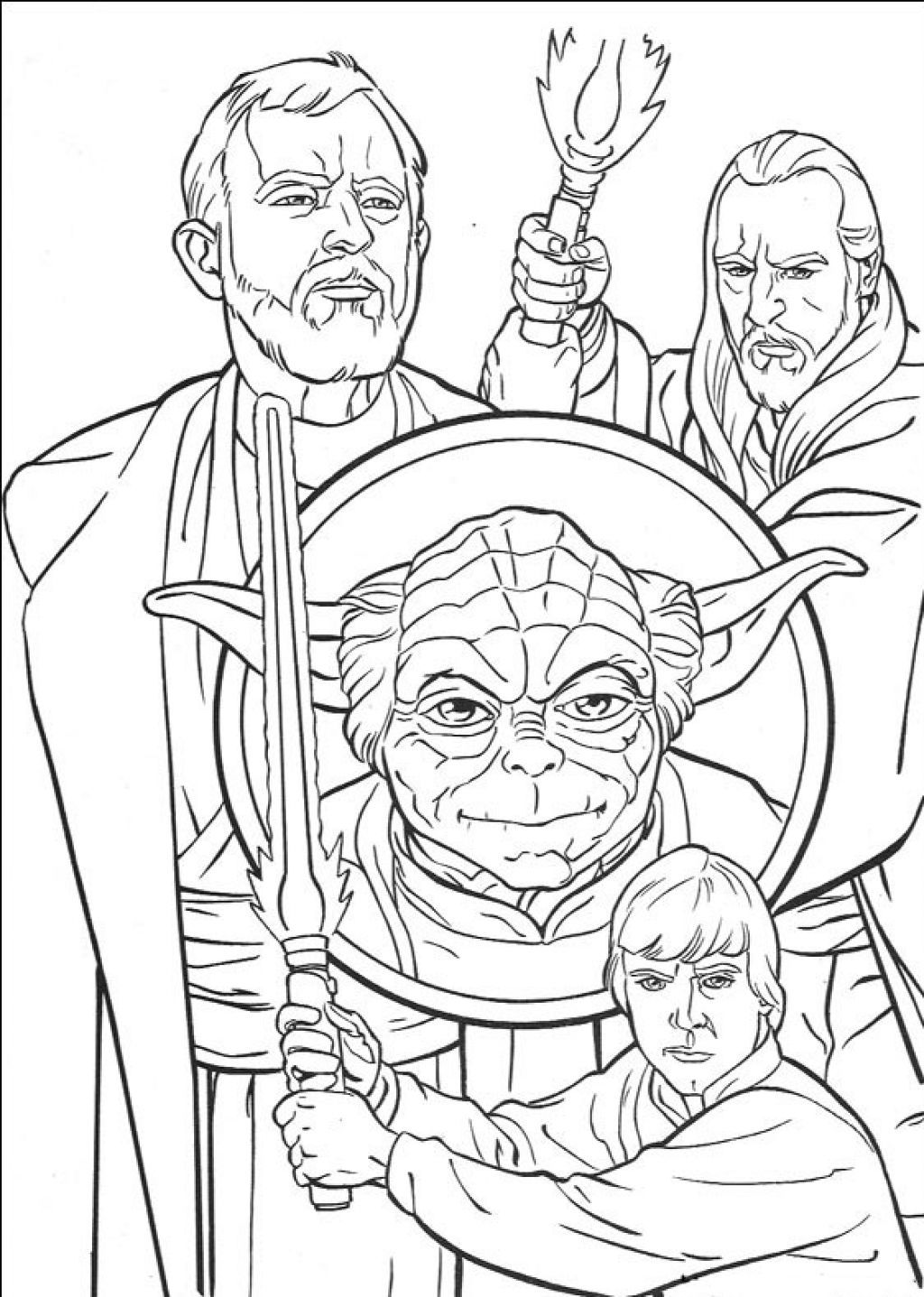 Star Wars Coloring Pages Free Printable Star Wars Coloring Pages Star Wars Coloring Book Star Wars Colors Star Coloring Pages