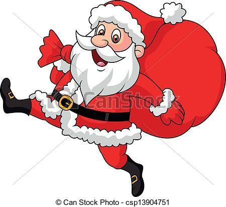 Santa Claus Animated Cliparts Free Santa Claus Drawing Tropical Poster Santa Claus Vector