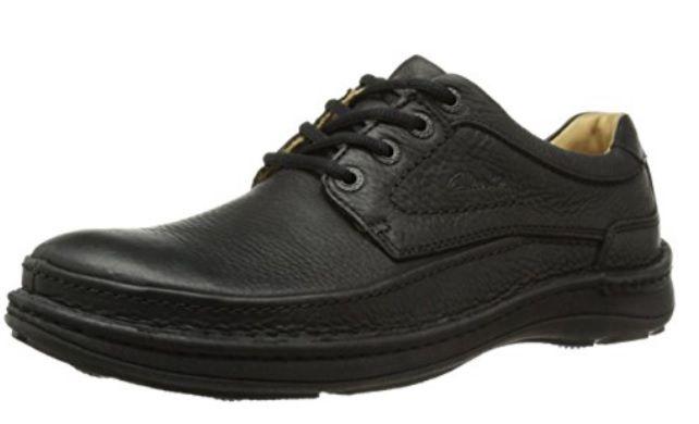 Zapatos derby negro #Zapatos #Calzado #ModaAmazon