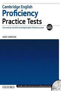 Cambridge English Proficiency Practice Tests Mark Harrison Oxford University Press 2012 Includes Practice Tests With Explana Idiomas Cambridge Biblioteca