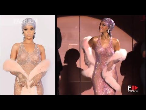 """RIHANNA is the """"Style Icon Award"""" Winner at CFDA Fashion Awards 2014 ...and NOW is (NAKED) on FASHION CHANNEL, watch it!!!"""