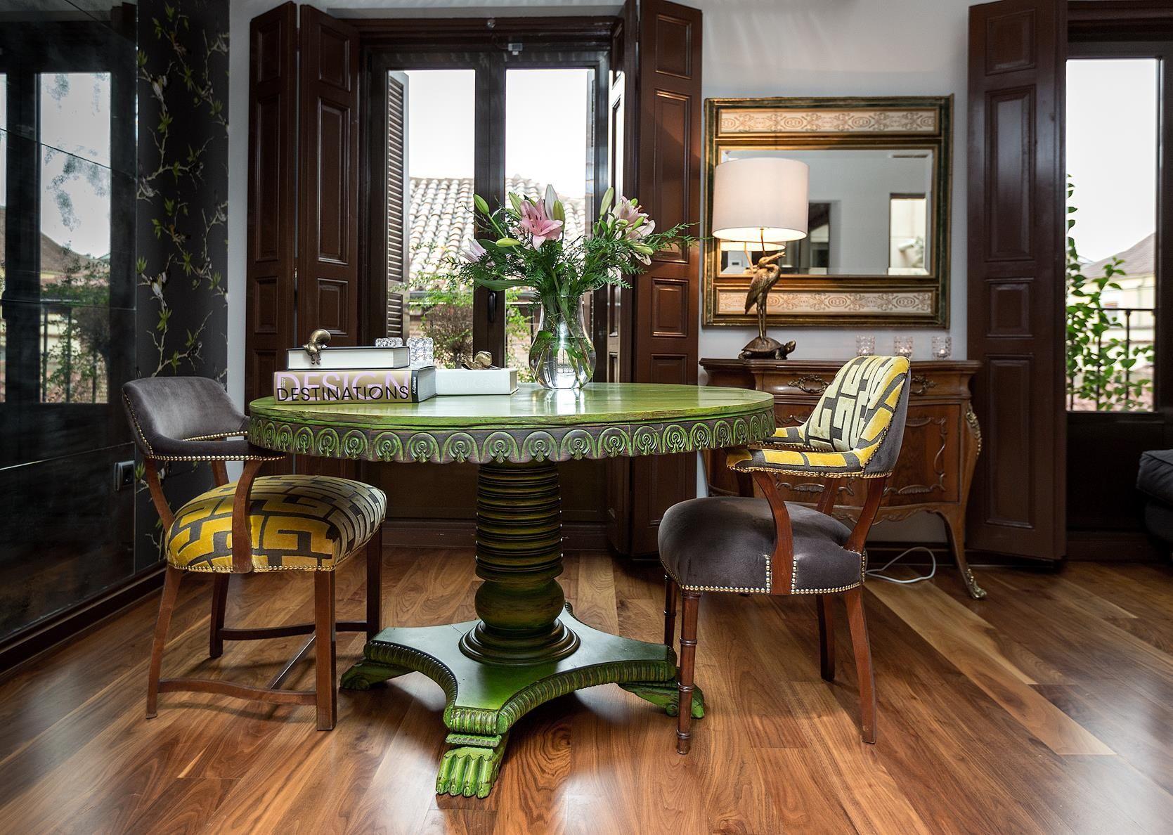 El piso en las letras de adriana nicolau mesas pisos casas y decoraci n hogar - Muebles nicolau ...