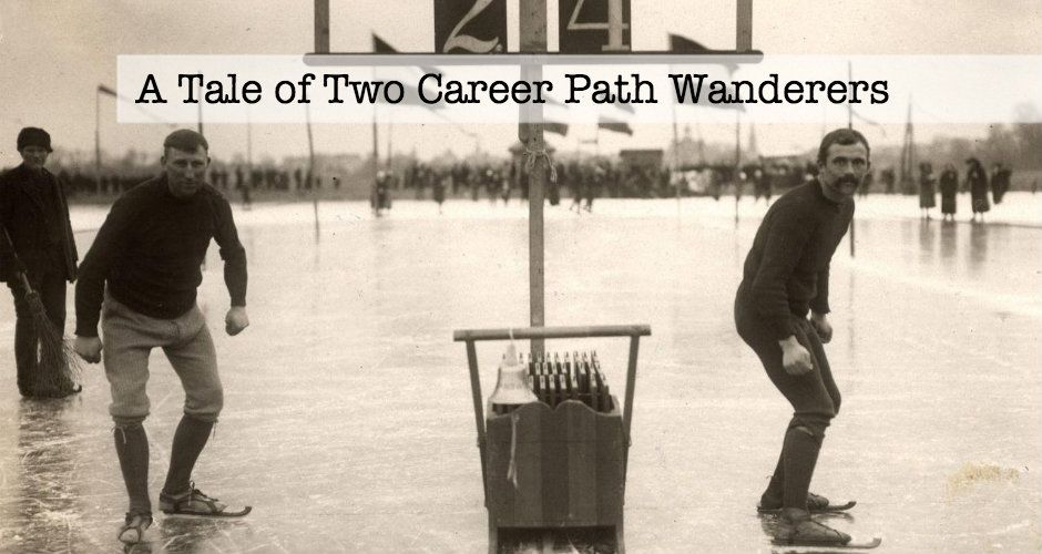 A Tale of Two Career Path Wanderers Photo, Photography