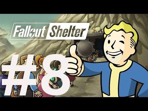 Fallout Shelter Gameplay ITA Walkthrough #8 - Due Lieti Eventi - Android Ios - YouTube