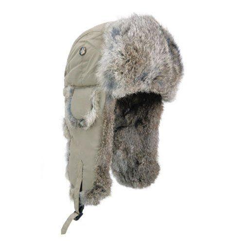 d47e7a5639d5e Mad Bomber Original Hat Large Khaki     Read more details by clicking on  the image.  fashiontips. Mad Bomber Supplex Bomber Hat with Brown Fur ...