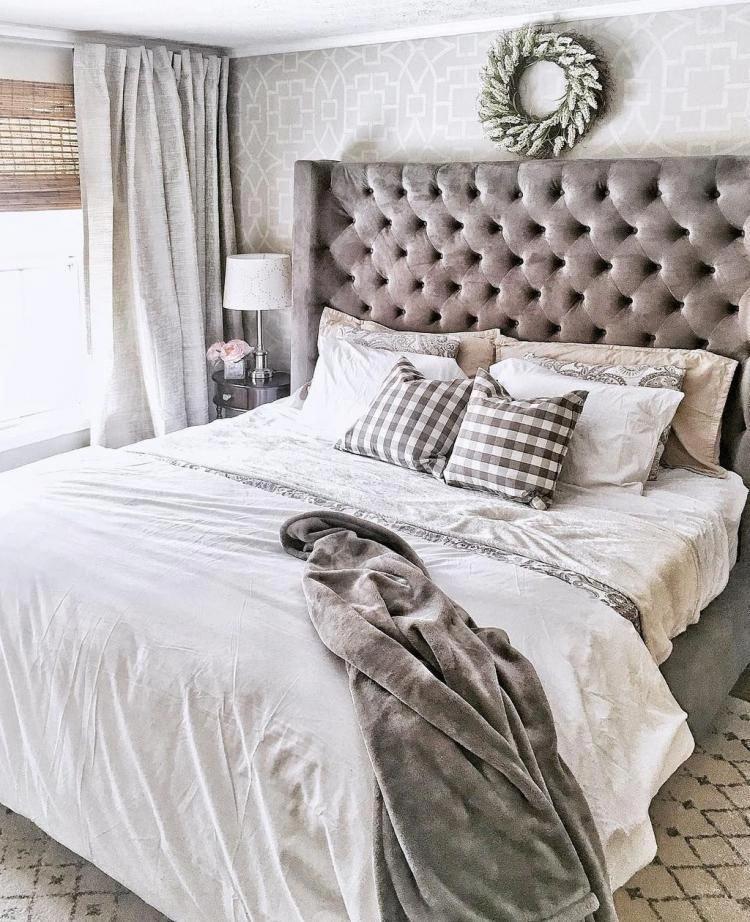 Neutral Master Bedroom Decorating Ideas: Wonderful Neutral Master Bedroom Designs & 50 Best Ideas