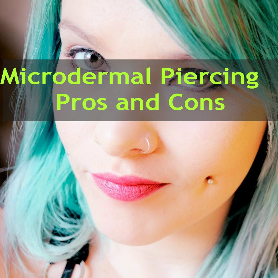 Microdermal piercing ideas  Microdermal Piercing Pros and Cons  Let the Truth Pierce  wang
