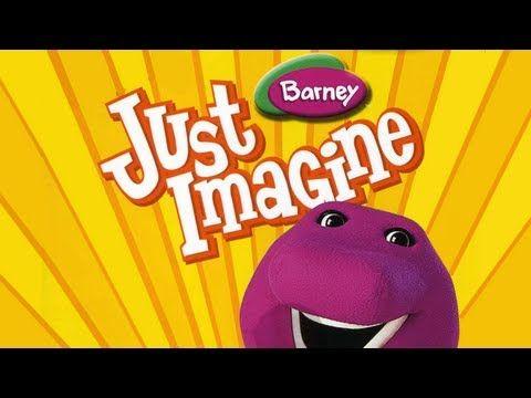 Barney Just Imagine Full Episode Dvd Barney Just Imagine Songs 01
