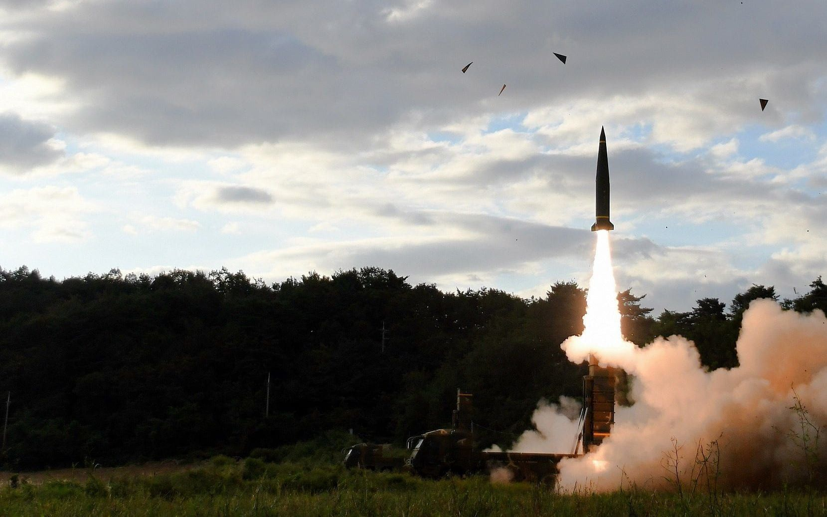 North Korea says military equilibrium with US is its final goal