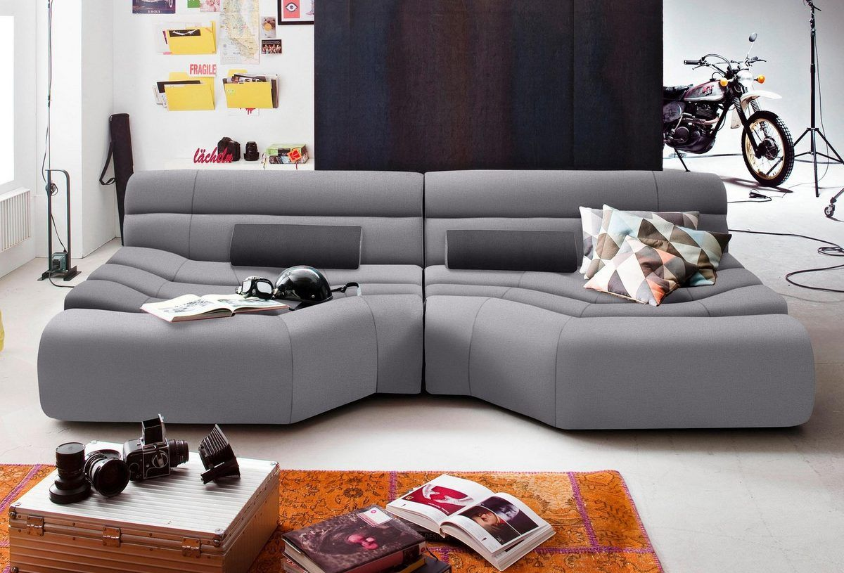 Trendmanufaktur Big Sofa Frei Im Raum Stellbar Online Kaufen Otto Big Sofas Sofa Furniture