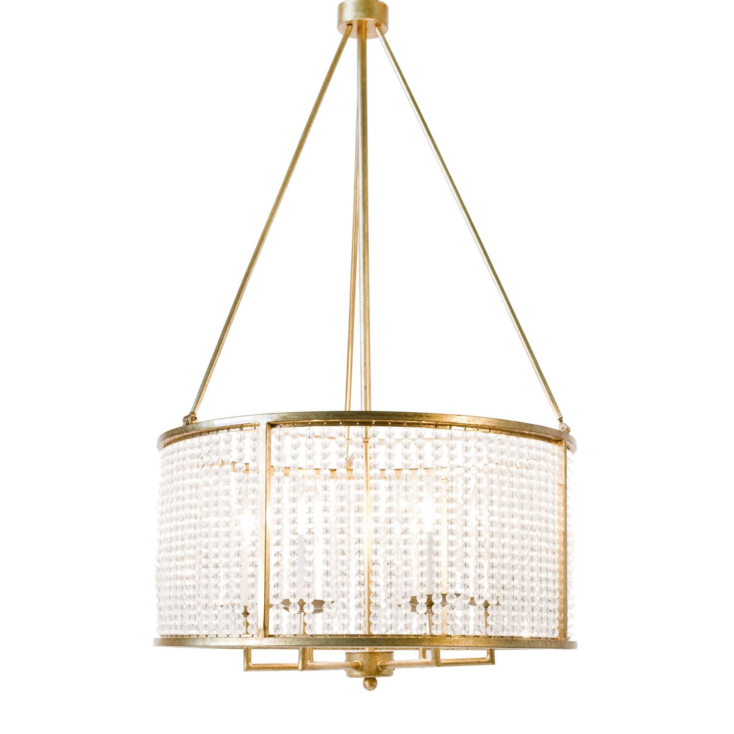 Current Obsession Lantern Chandeliers: Worlds Away Marilyn Crystal Shade Pendant. I'm So Going To