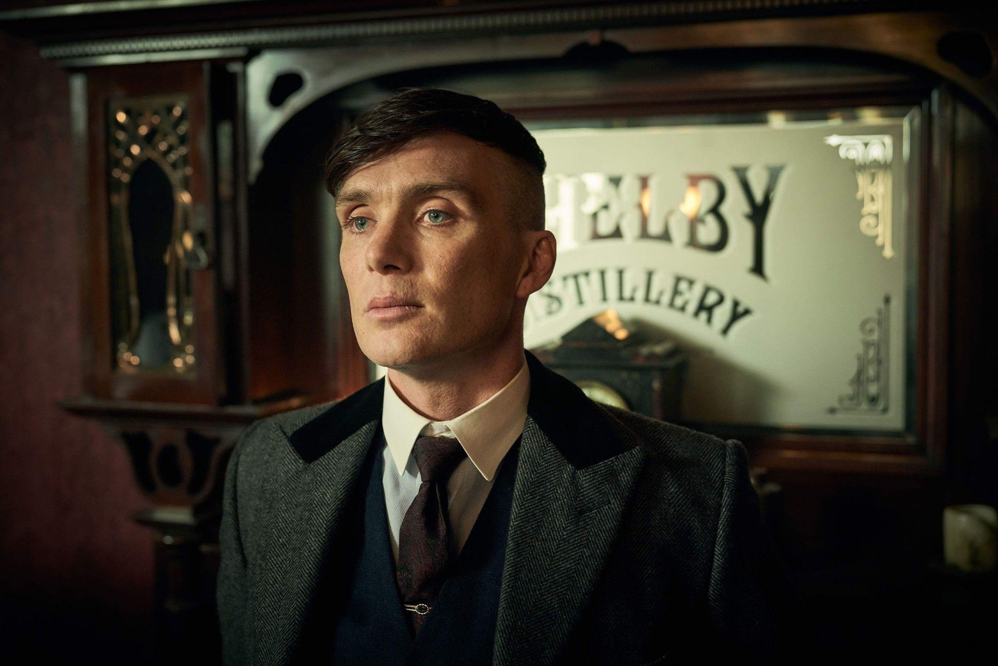Peaky Blinders S5 Cillian Murphy As Badass Gangster Thomas