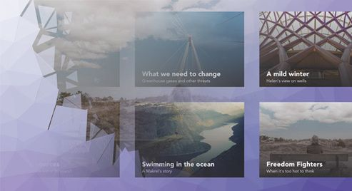 Filterable Product Grid Design development, Web development and - best of blueprint fixed background scrolling layout