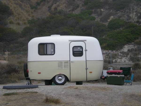 Ca 13 Scamp For Sale In California Fiberglass Rv Caravan