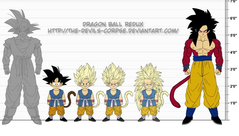 Dbr Son Goku V6 Son Goku Goku Corpse