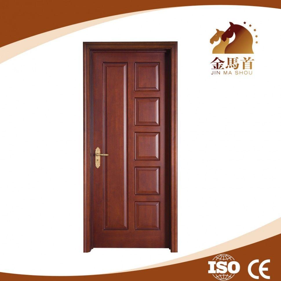 Bedroom Wooden Door Prices  Wooden doors, Wooden door price, Room