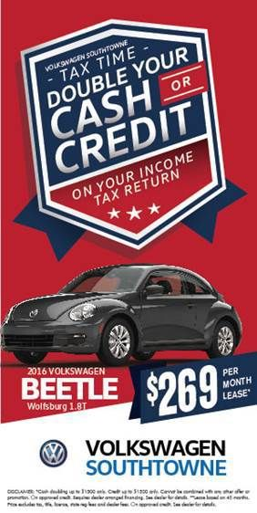 Utah Vw Beetle Specials February