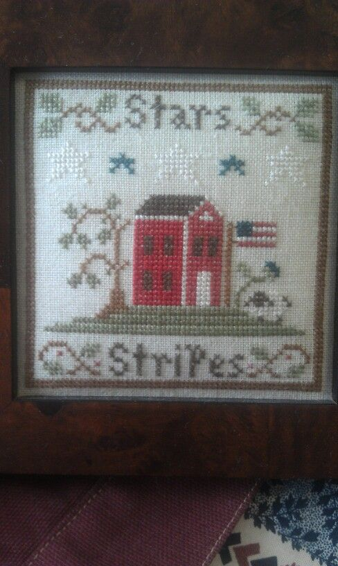 Little House Needlework | For the Love of Cross Stitch | Pinterest ...