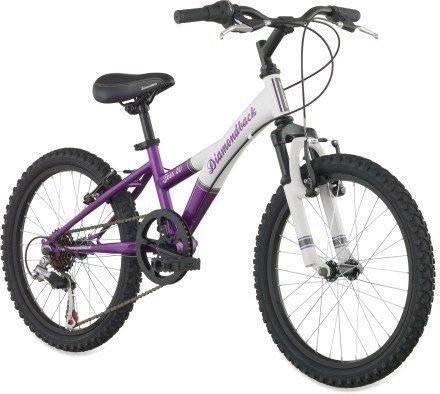 Diamondback Tess 20 Mountain Bike Girls 2013 Overstock
