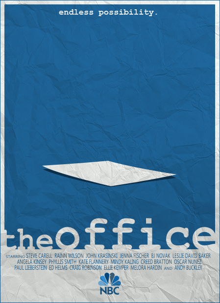 Image result for the office minimalist poster Vintage movie