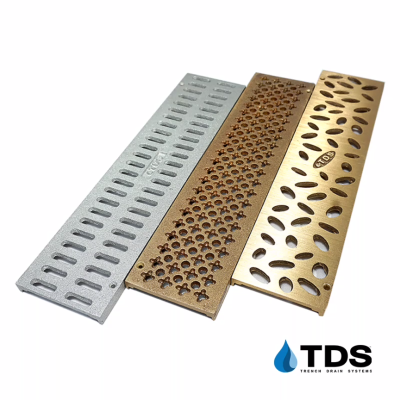 Time to replace those drain grates! We have everything you