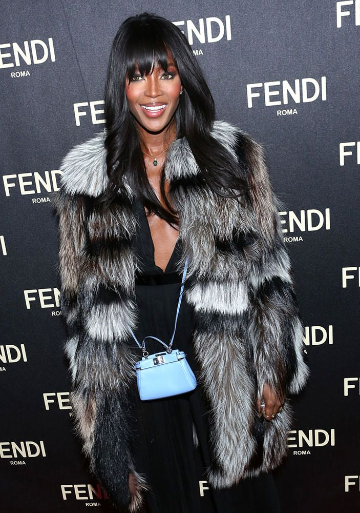 Officially Crowned By Vogue, The Fendi Micro Peekaboo Bag Is Named The U201cIt  Bag Of