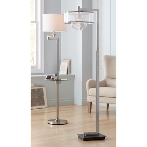 Possini lyric downbridge floor lamp floor lamp aloadofball Images