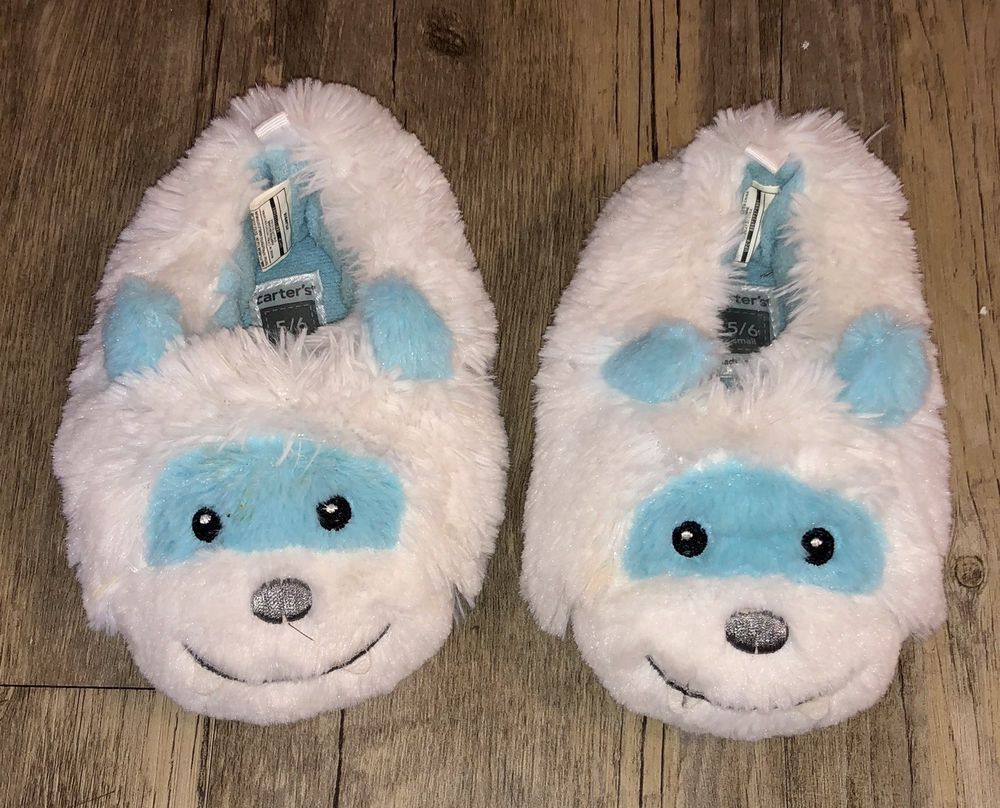slippers for boys size 5