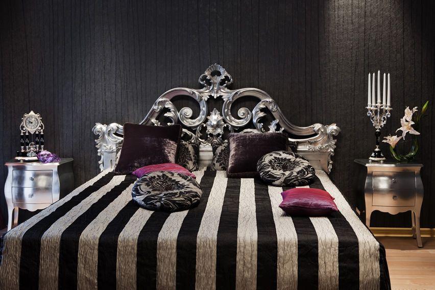 57 Romantic Bedroom Ideas (Design & Decorating Pictures)   Black ...