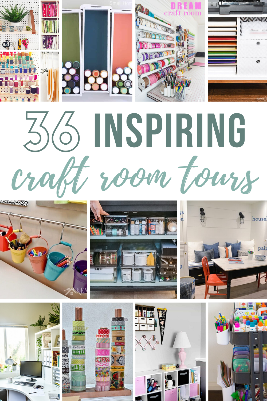 20++ Organizing craft supplies categories information