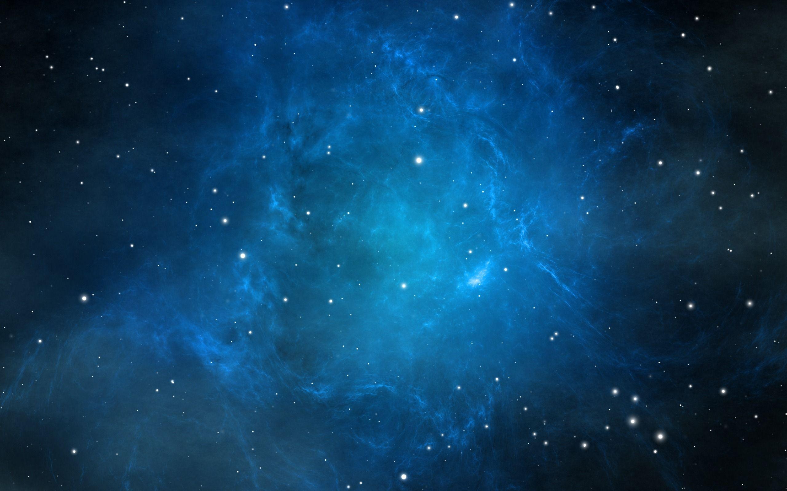 Black Star Blue Galaxy Wallpaper Nebula Hd Galaxy Wallpaper Hd wallpaper stars space light nebula
