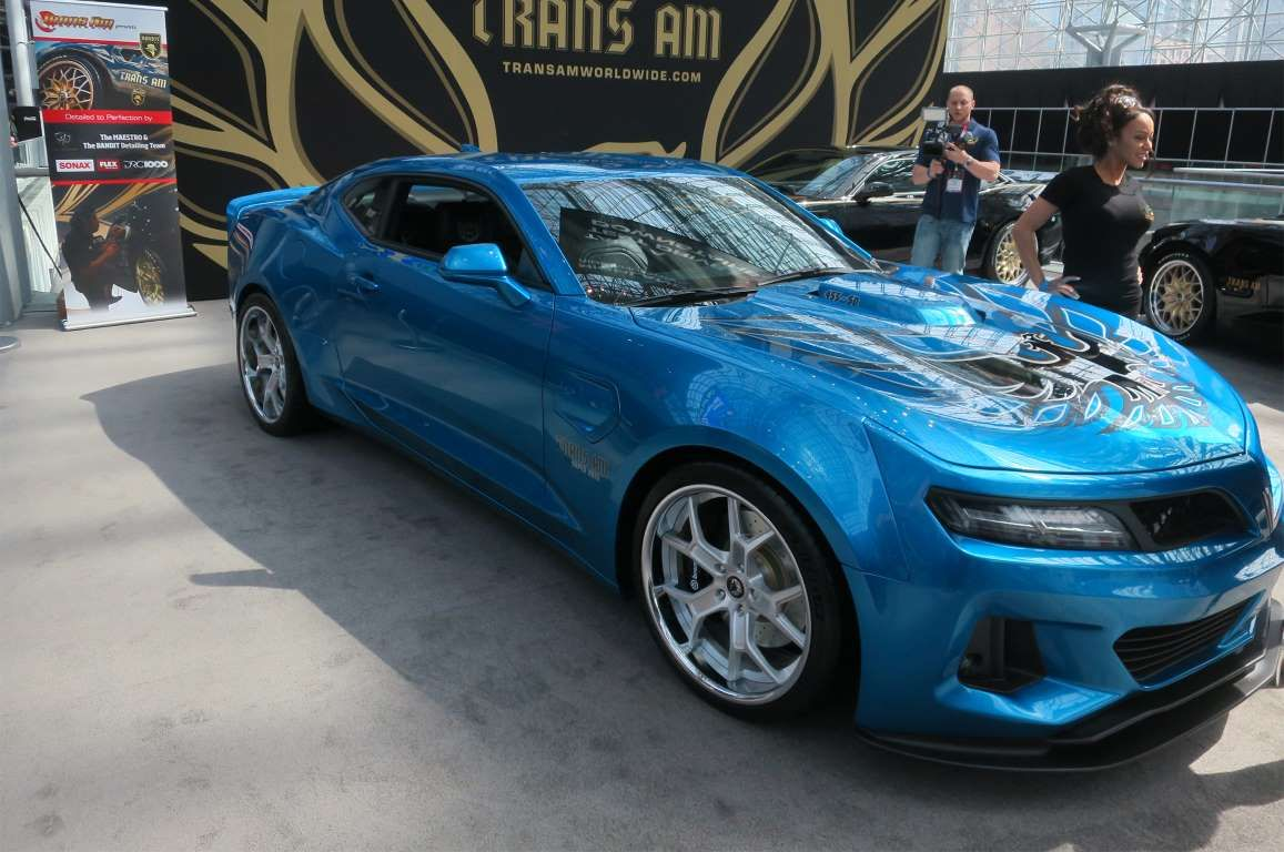 2017 Trans Am Worldwide 455 Super Duty Front Three Quarters Motor Trend Staff