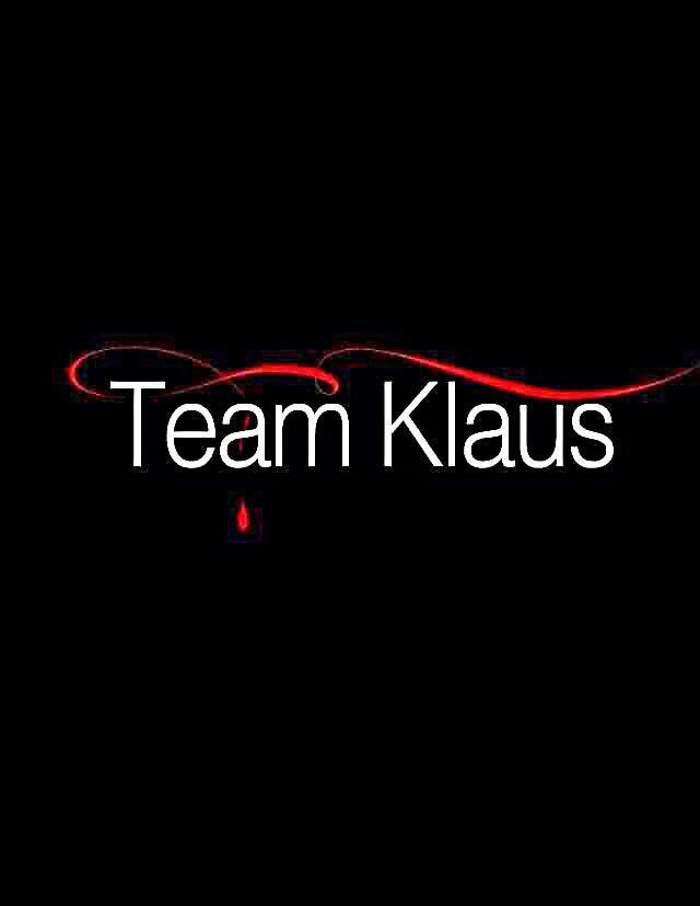 Klaus ❤️