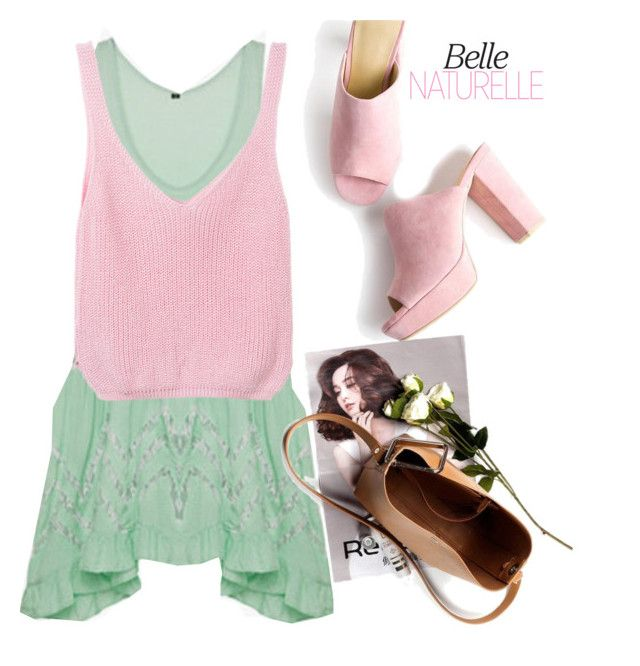 """""""Belle Naturelle"""" by streetglamour ❤ liked on Polyvore featuring Genuine_People"""