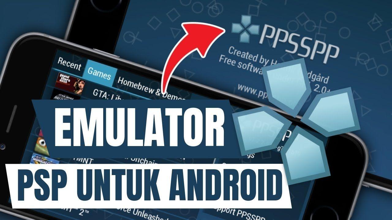Cara Install Ppsspp Di Android Terbaru