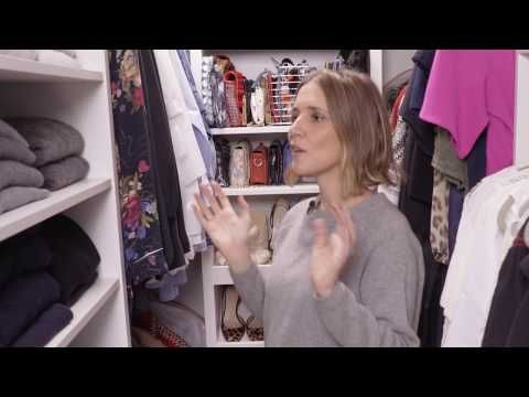 Wardrobe ICONS tv - What should I think about when designing my wardrobe? - YouTube