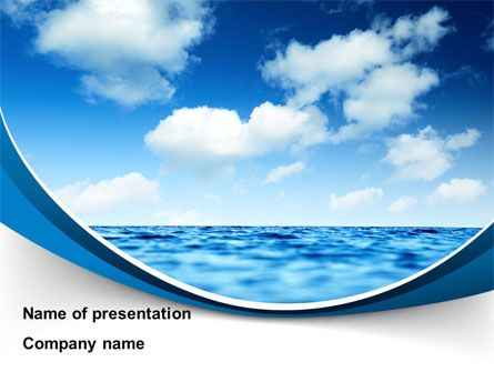 http\/\/wwwpptstar\/powerpoint\/template\/sea\/ Sea Presentation - water powerpoint template