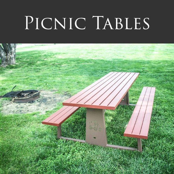 Custom Picnic Tables From Premier Site Furniture