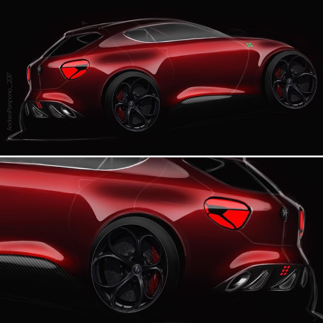 122 Likes 4 Comments Andrea Pomponio Andrea Pomponio On Instagram When The Passion Meets The Fun My Truck Design Concept Car Design Car Design Sketch