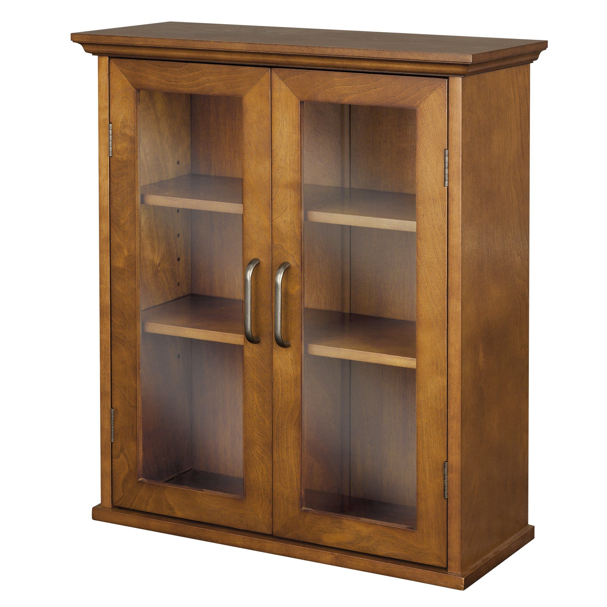 Elegant Home Fashion Anna Wall Cabinet With 2door Visit The